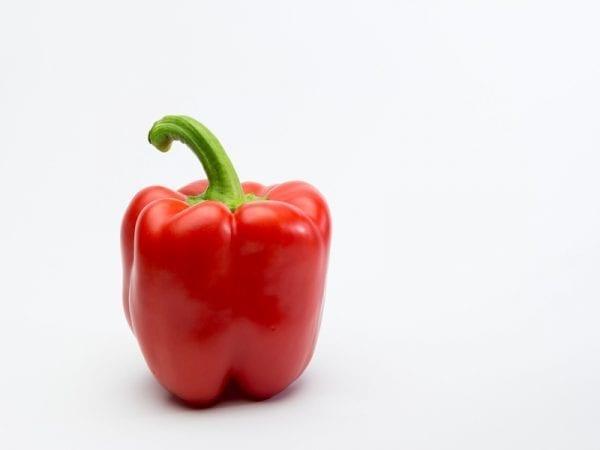 Pepper, Red