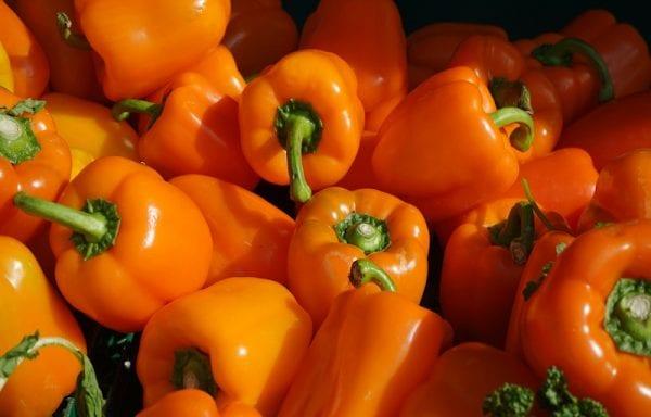 Peppers, Orange