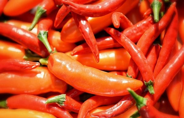 Peppers, Thai