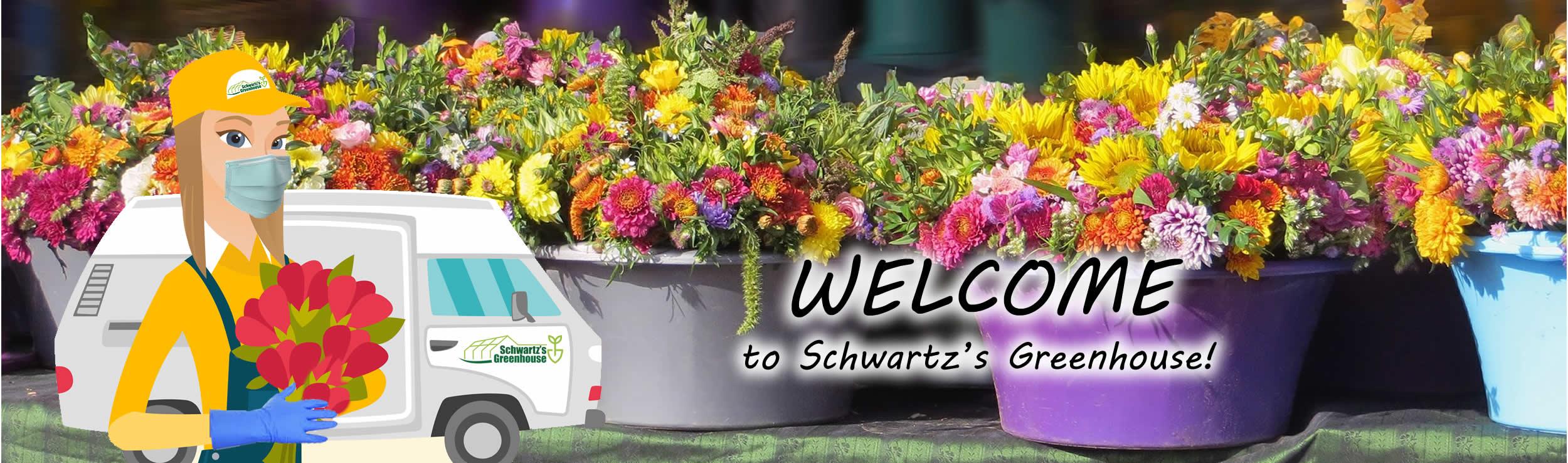 Schwartz Greenhouse & Garden Center